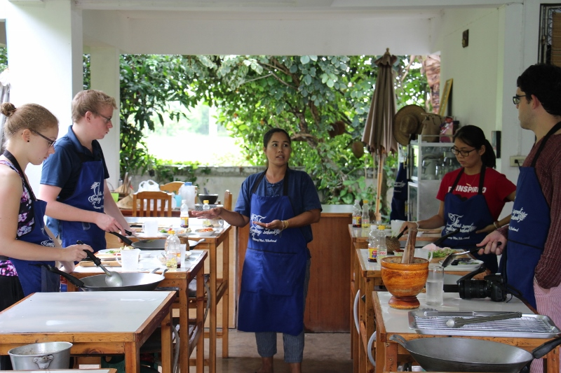 Chiang Mai Thai Cooking School