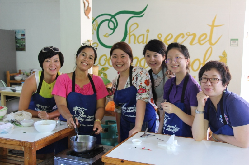 Thai Cooking School in Chiang Mai Thailand