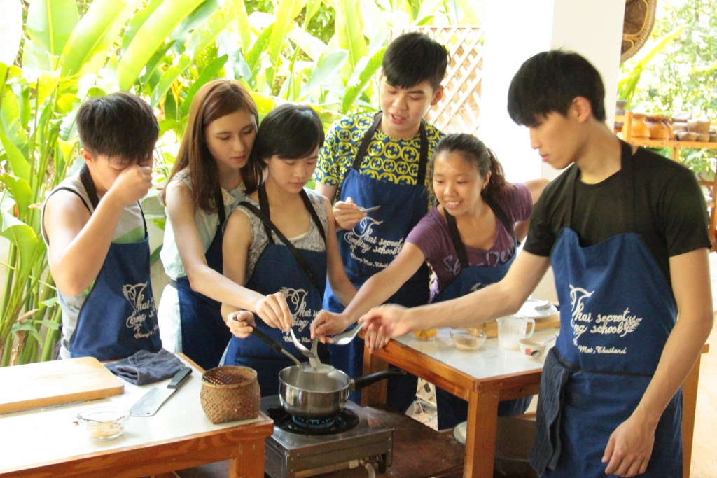 Chiang Mai Cooking School, May 13-2015