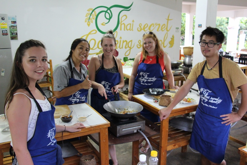Thai Cookery School Chiang Mai