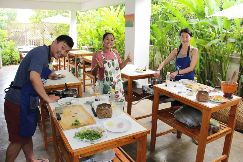 Thailand Cooking School