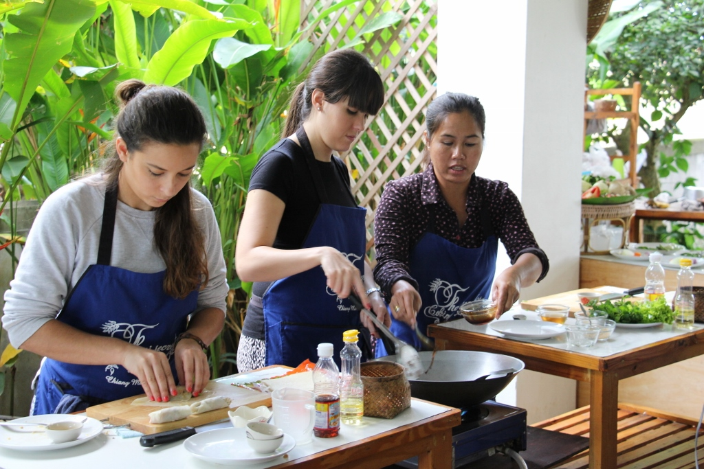 Thai Cooking School Chiang Mai