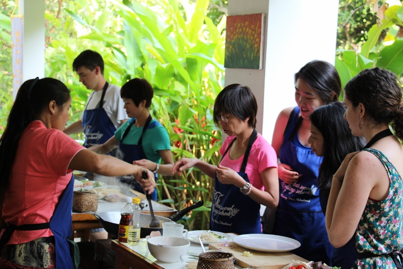 Thai Secret Cooking School