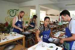 Thai Rice Cooking School