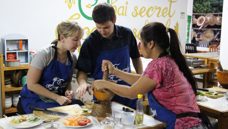 Chiang Mai Cooking School Evening Class
