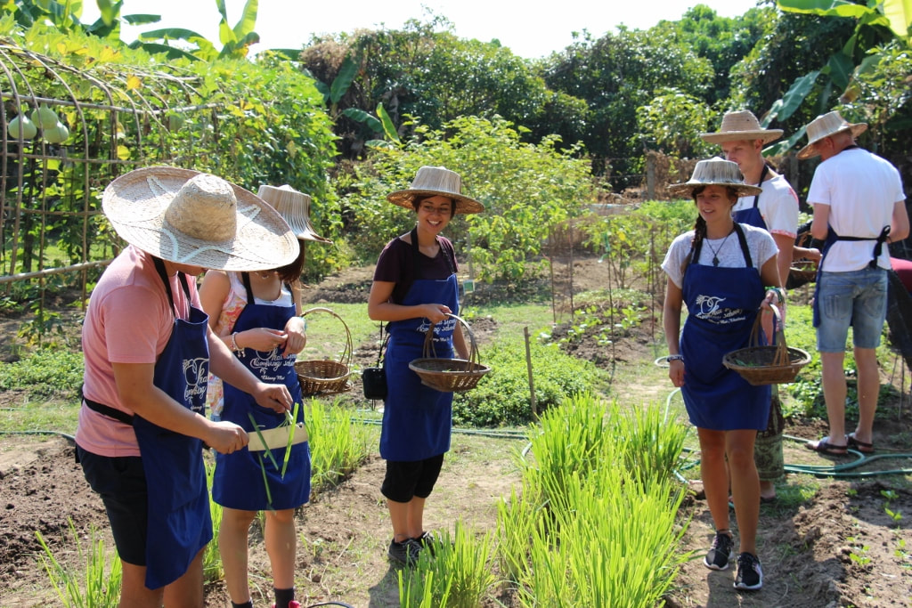Thai Secret Cooking School & Organic Garden - December 26-2015