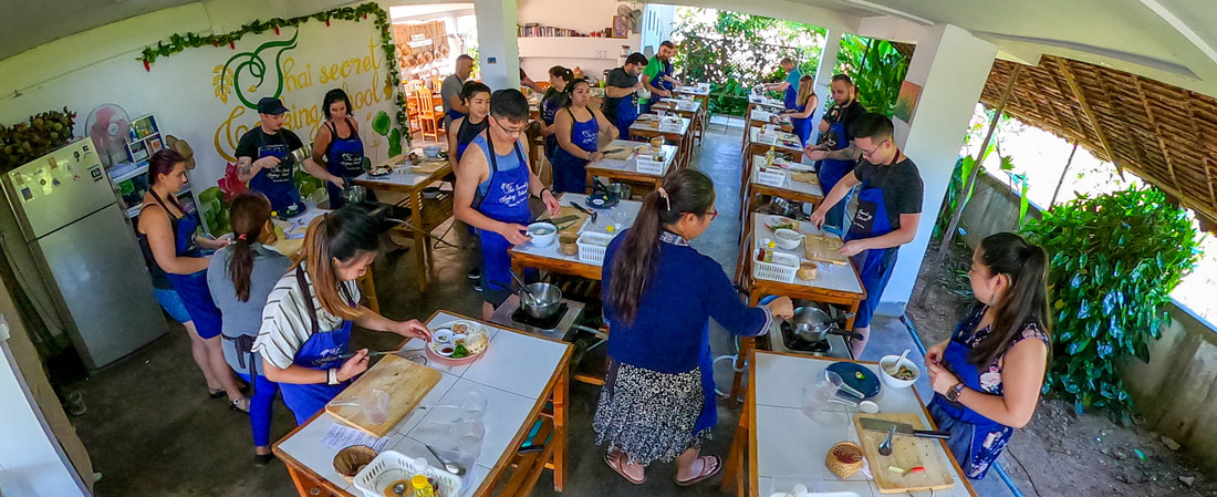 Thai Secret Cooking Class. 23 December 2019