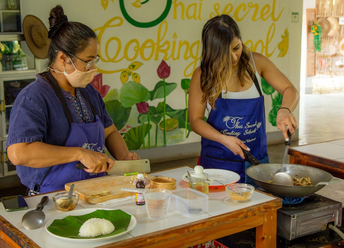 Thai Secret Cooking Class of 16 March 2021