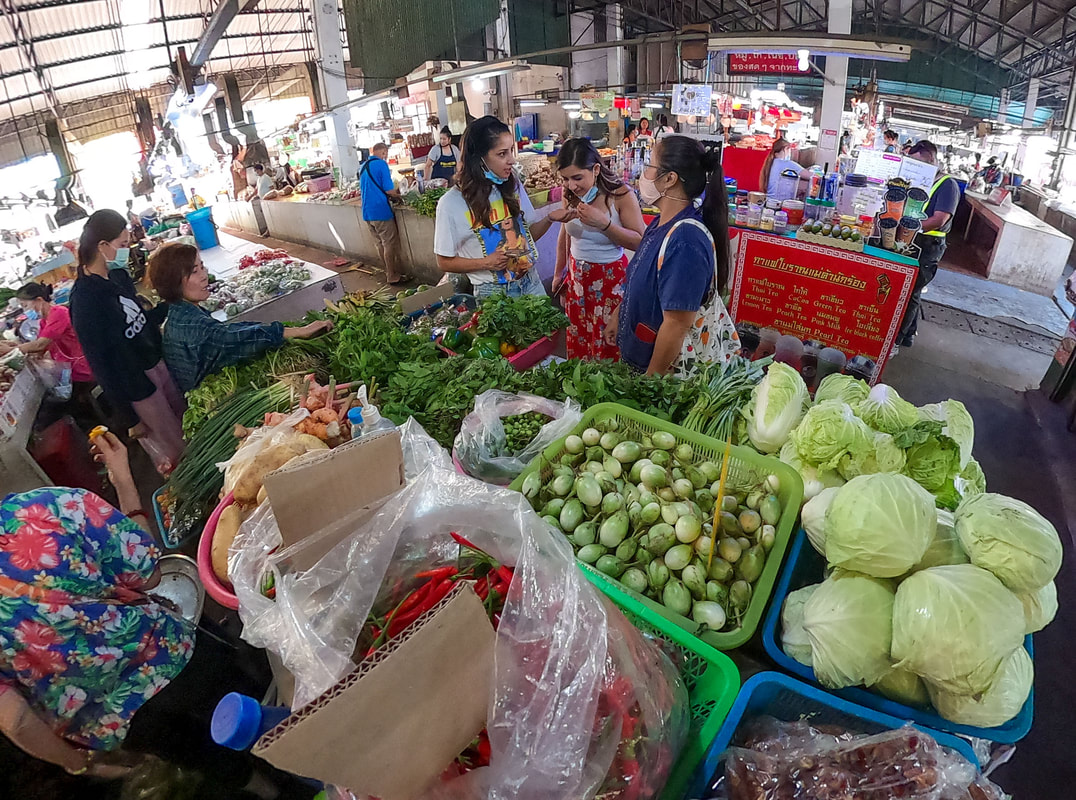 Local Thai Market Tour