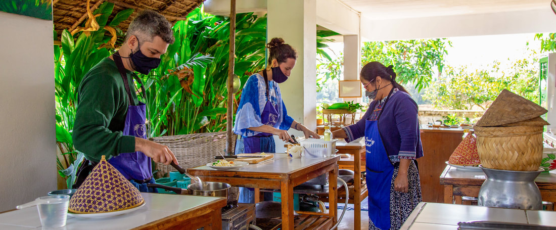 Thai Secret Cooking Class of 22 December 2020