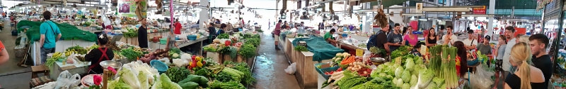 Thai Secret Cooking Class Market Tour