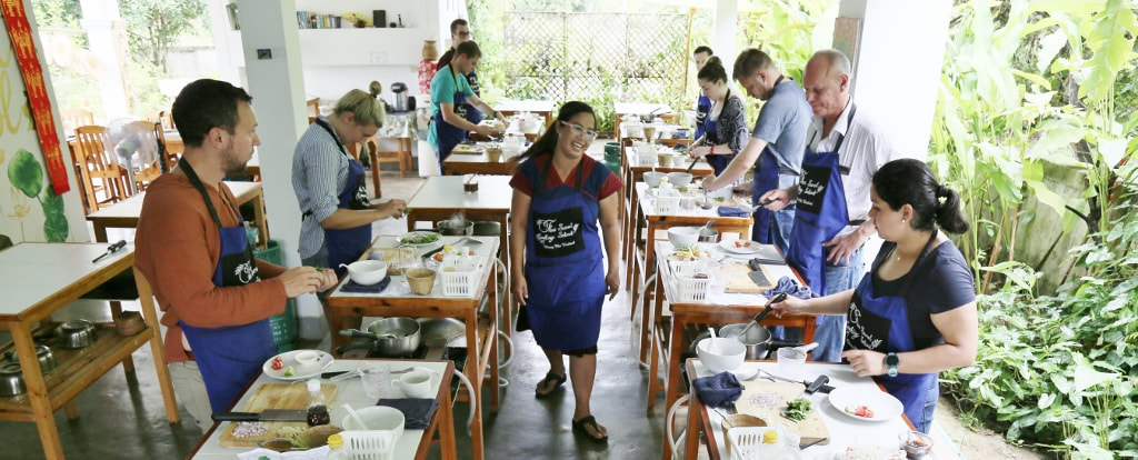 Thai Cooking Class October 11 - 2017